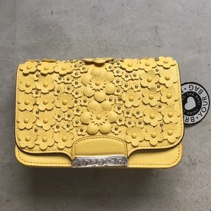 Brighton Ginger Snappy Minibag - Lemondrop